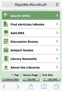 lib mobile site pic