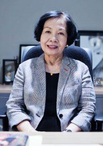 DLSU Chancellor Emeritus Dr. Carmelita Quebengco